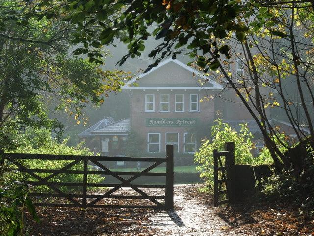 Ramblers Retreat, Dimmingsdale