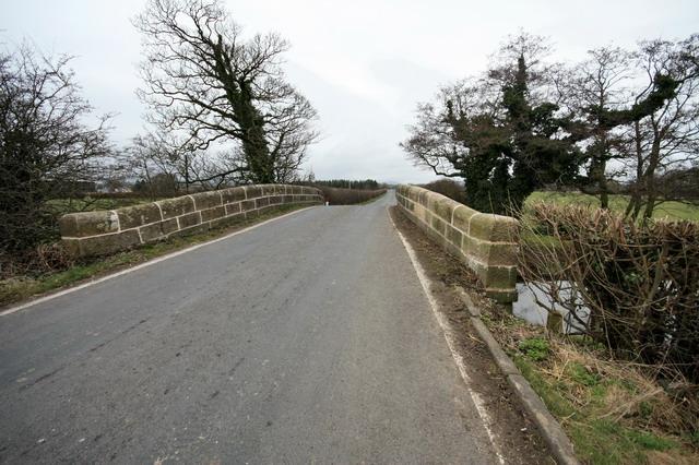 Bridge 49 Over Lancaster Canal