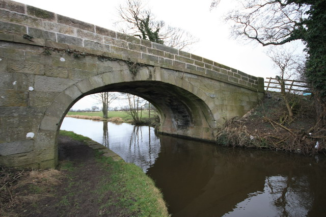 Claughton Lane Bridge - No 49