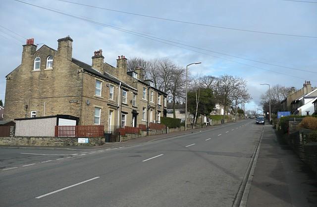 Clifton Common (A643)
