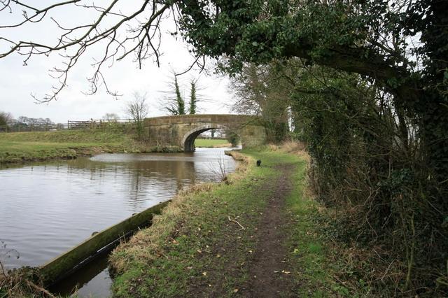Bridge 48 Lancaster Canal
