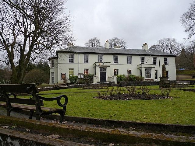 Bedwellty House, Tredegar