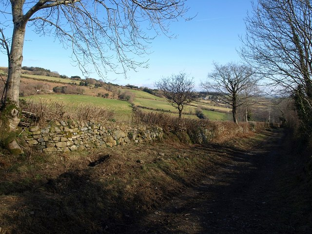 Holne Bridleway 4