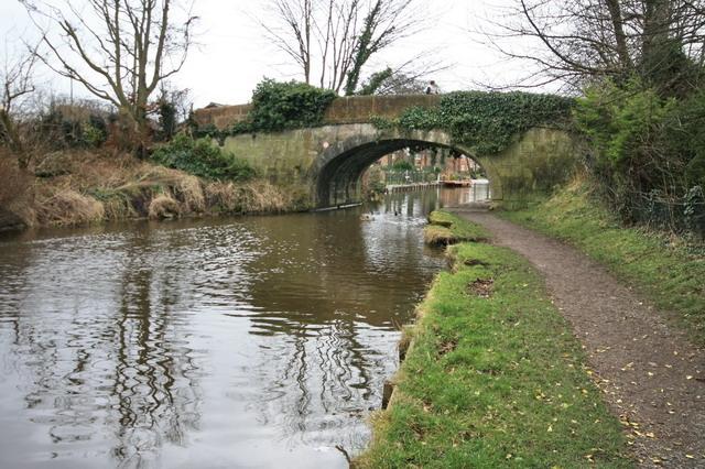 Bridge 45 Lancaster Canal