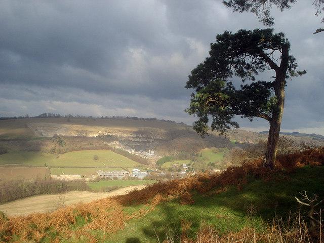 Overlooking Leinthall Earls