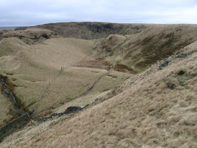 Little Moor near Alport Castles