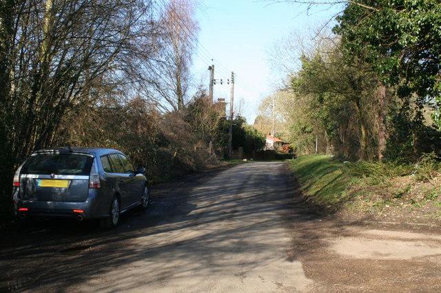 Road to Benson