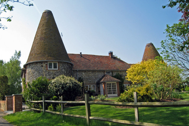 The Oast House, Fisher Street Road, Shottenden, Kent
