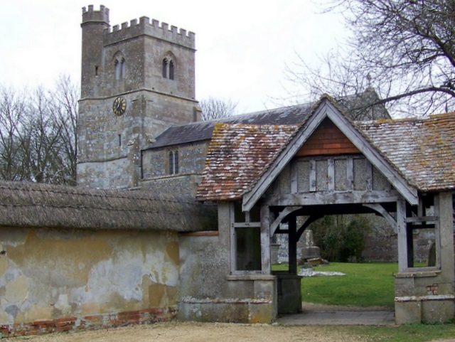 All Saints Church, Enford