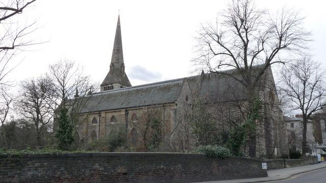 St.Mark's Church, Camden