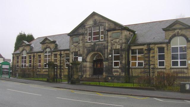 Oswaldtwistle School