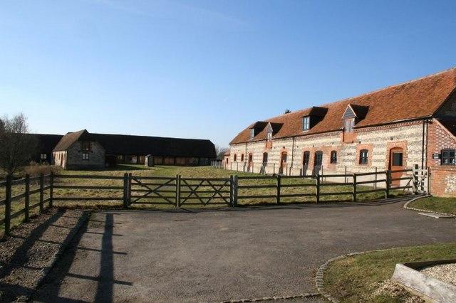 Older barns