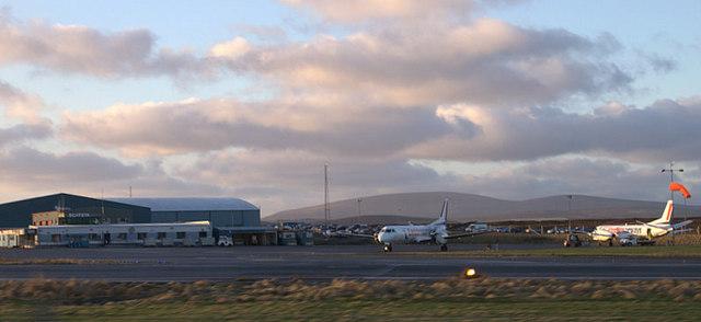 Scatsta Airfield