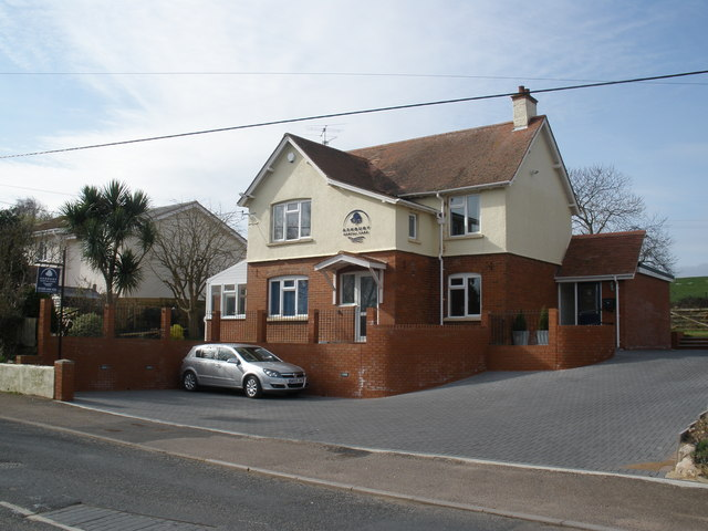 Ashbury Dental Surgery, on East Budleigh Road