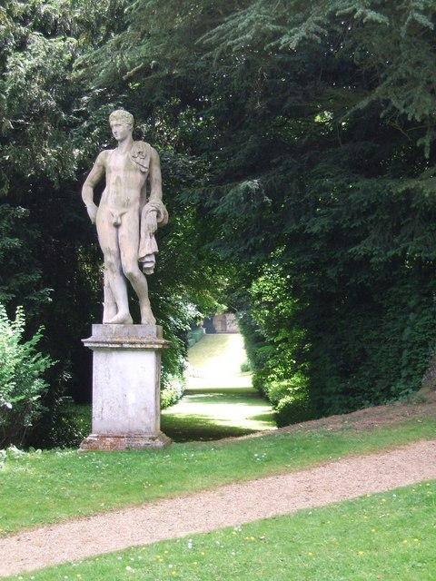 Rousham Gardens: Apollo