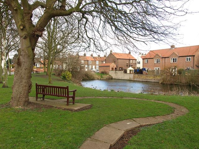 Little Driffield Pond