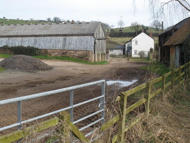 Dalditch Farm