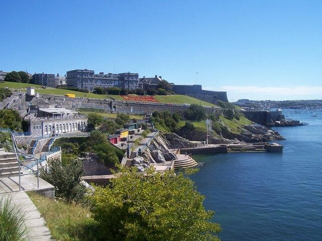 Plymouth : Coastline