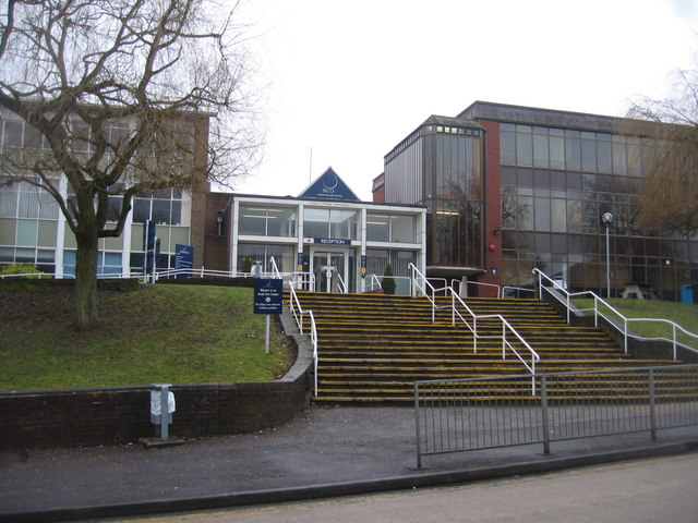 Entrance to BCOT - South Site