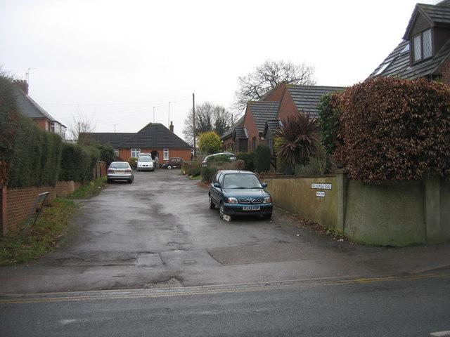 Roundmead Road