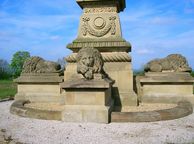 Barnston Monument