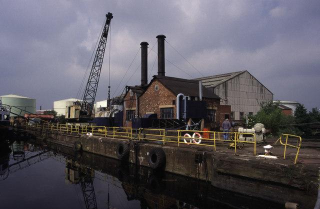 Manchester Dry Docks