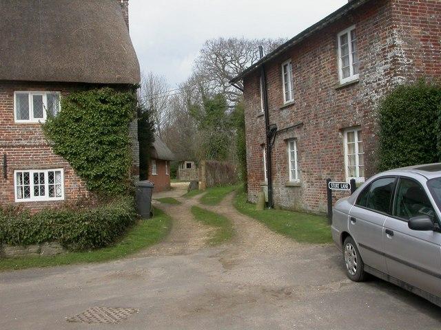 Holdenhurst, Sturt Lane