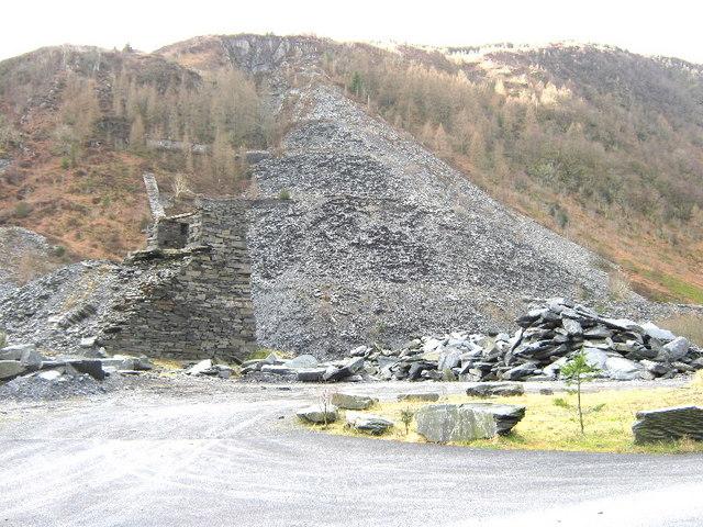 Quarry waste