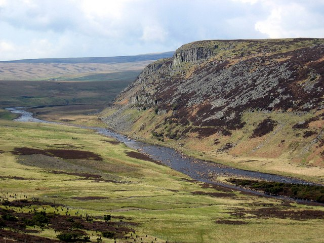 River Tees and Falcon Clints