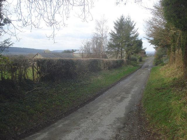 Leinthall Barns Farm