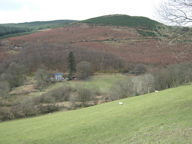Farmland near Hen-gae