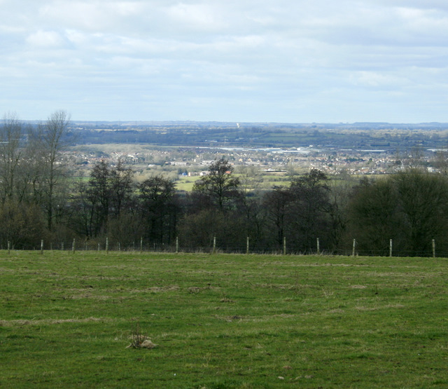2009 : North from Naish Hill (2)