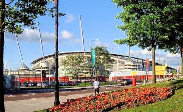 City of Manchester Stadium / Sportcity, 2002