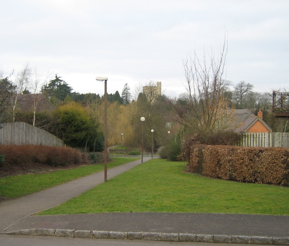 View from Pigott Drive