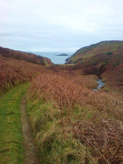 Path to Caer Bwdy