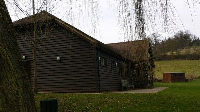 Hascombe village hall