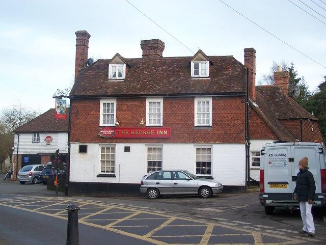 The George Inn, Leeds