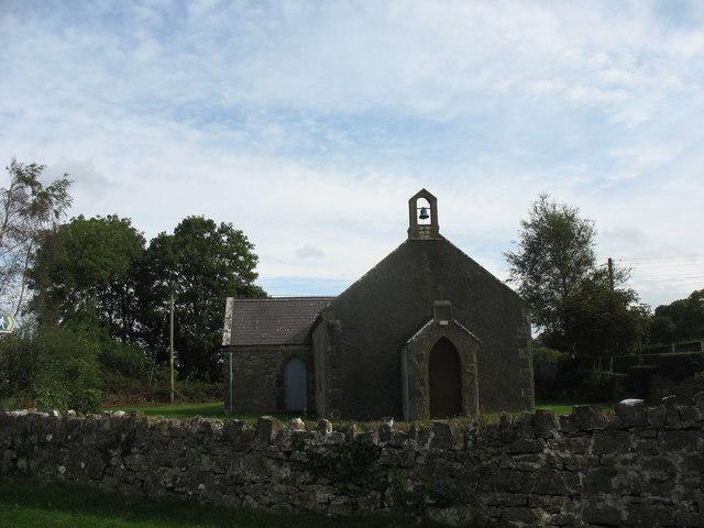 Eglwys Genhadol St Deiniol's Mission Church, Talwrn