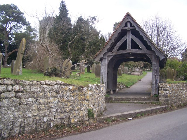 St Mary's Church Lych gate