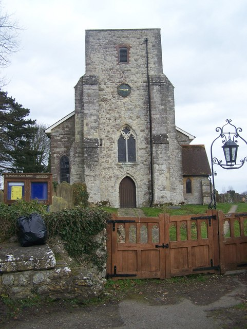 St Michaels Church, Chart Sutton