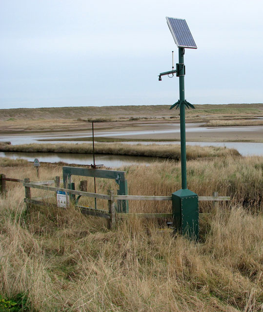 Sluice and solar panel