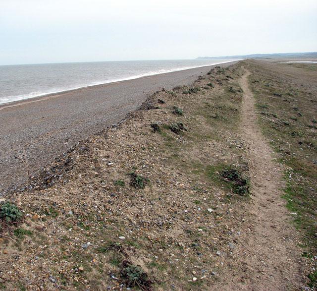 East on the Coast Path