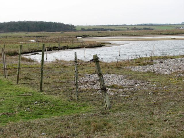 Pastures adjoining lagoons
