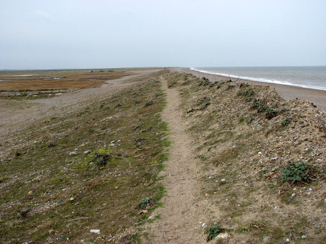 This way to Cley Eye