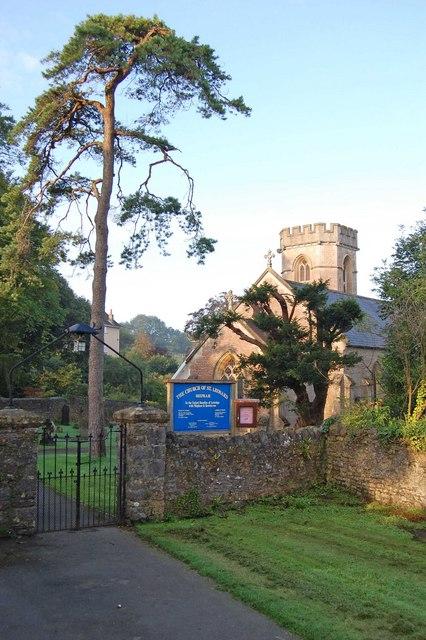 St Leonards Church,Shipham, Somerset