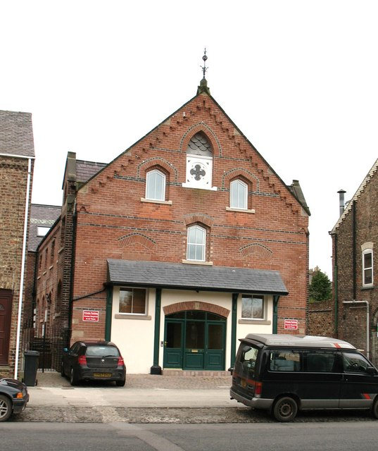 Former Methodist Chapel, Acomb