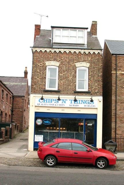 Fish & Chip shop, Acomb