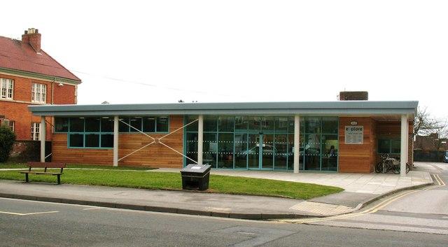Acomb public library