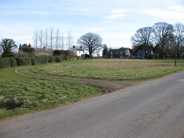 Cottages on Garway Common