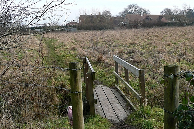Footpath to Skinner's Green